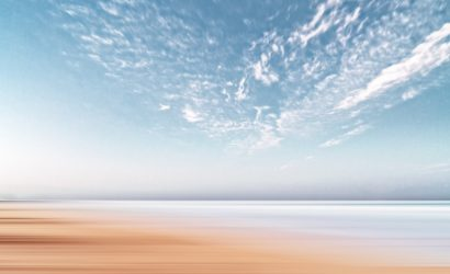 Photo ciel & sable